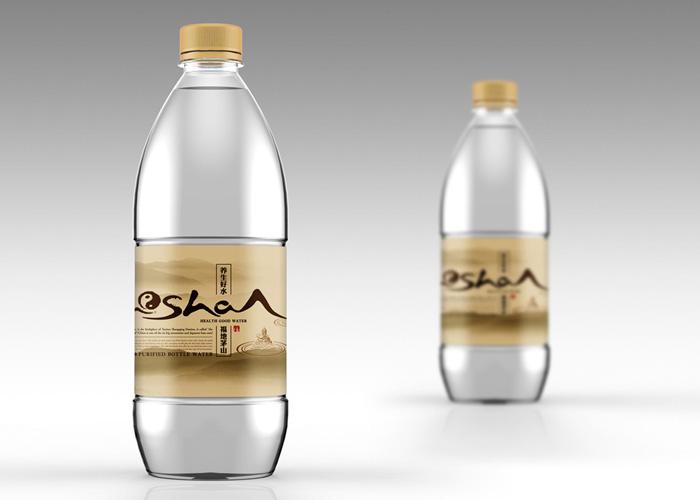 画线条瓶子步骤图