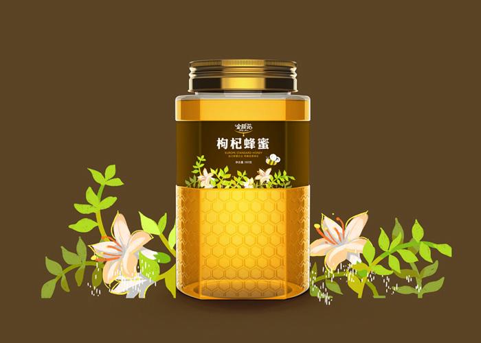 回归线为常力蜂业提供了品牌形象设计,产品包装设计等服务.